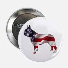 American Frenchie Button