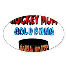 HOCKEY MOM Decal