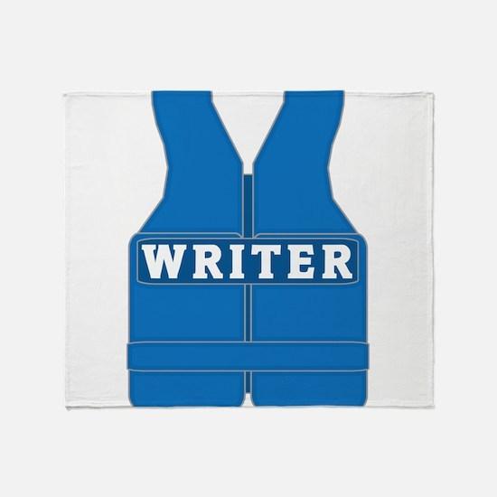 Richard Castle WRITER Throw Blanket