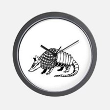 armadillo Wall Clock