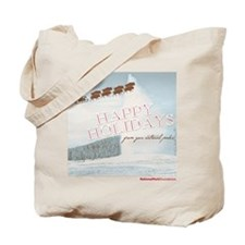 NPF Happy Holidays Tote Bag