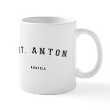 St. Anton Austria Mugs