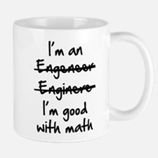 I'm Good With Math Mug