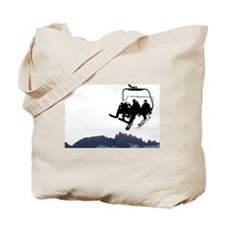 Minarets Mammoth Tote Bag