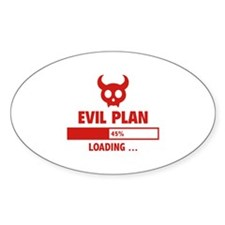 Evil Plan Loading Decal