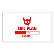 Evil Plan Loading Decal