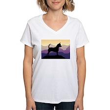 Unique Chihuahua art Shirt