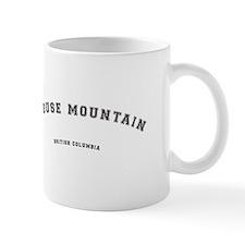Grouse Mountain British Columbia Mugs