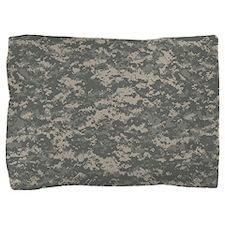 Digital Camo Pillow Sham