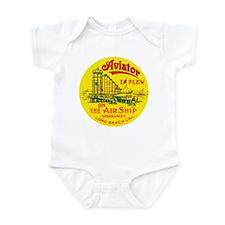 CA, Long Beach Infant Bodysuit