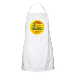 CA, Long Beach BBQ Apron