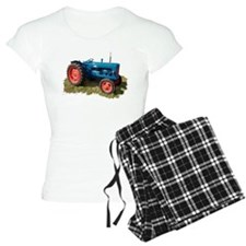 Fordson Vintage Tractor Pajamas