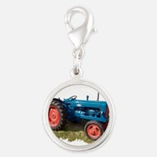 Fordson Vintage Tractor Charms