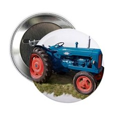 """Fordson Vintage Tractor 2.25"""" Button"""