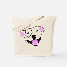 Cute Pittie Tote Bag