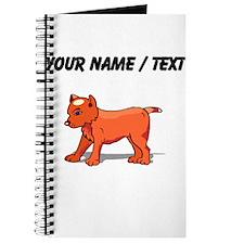 Puppy (Custom) Journal