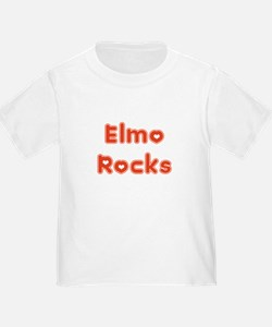 Elmo Rocks T-Shirt