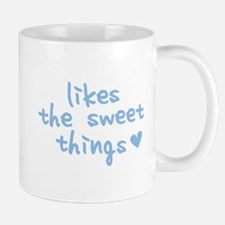 Likes The Sweet Things Mug