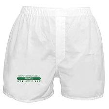 Hugged Ragdoll Boxer Shorts