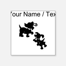 Puppies (Custom) Sticker