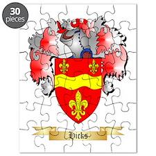 Hicks Puzzle