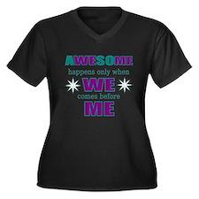 campaign motivational Plus Size T-Shirt