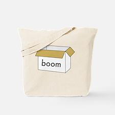 Cute Boom box Tote Bag
