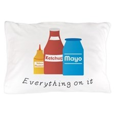 Everything On It Pillow Case