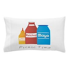 Picnic Time Pillow Case