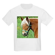 Goldie Suffolk Draft Horse T-Shirt