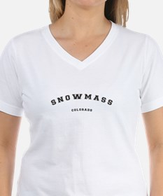 Snowmass Colorado T-Shirt