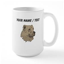 Central Asian Shepherd Dog (Custom) Mugs