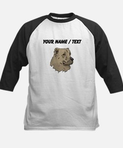 Central Asian Shepherd Dog (Custom) Baseball Jerse