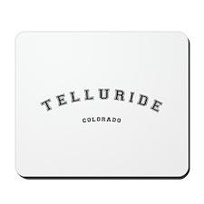Telluride Colorado Mousepad