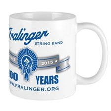 Fralinger 100th Anniversary Mugs
