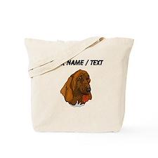 Bloodhound (Custom) Tote Bag