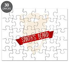 Santas Beard Puzzle