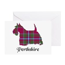 Terrier - Perthshire dist. Greeting Card