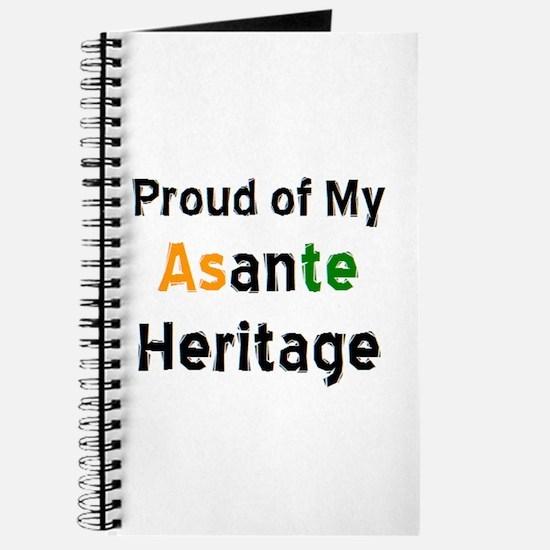 asante heritage Journal