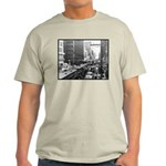 Dallas, Downtown-1950's #2 Light T-Shirt