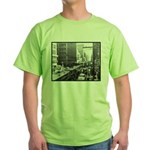 Dallas, Downtown-1950's #2 Green T-Shirt