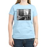 Dallas, Downtown-1950's #2 Women's Light T-Shirt