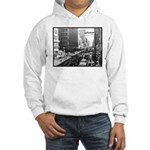 Dallas, Downtown-1950's #2 Hooded Sweatshirt