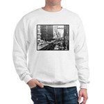 Dallas, Downtown-1950's #2 Sweatshirt