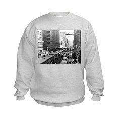 Dallas, Downtown-1950's #2 Sweatshirt