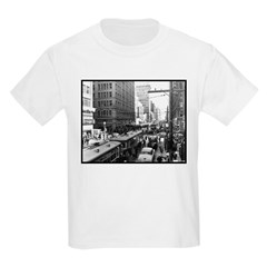 Dallas, Downtown-1950's #2 T-Shirt