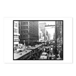 Dallas, Downtown-1950's #2 Postcards (Package of 8