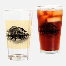 Boathouse 5 Drinking Glass