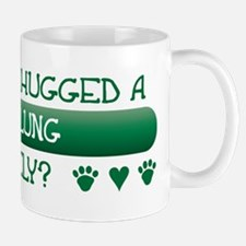 Hugged Nebelung Mug