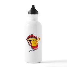 Soyracha Flaming Tongue Water Bottle